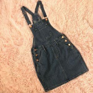 Skirt Overalls